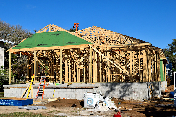 conventional new construction